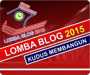 Sedang ikut Lomba Blog #KudusMembangun