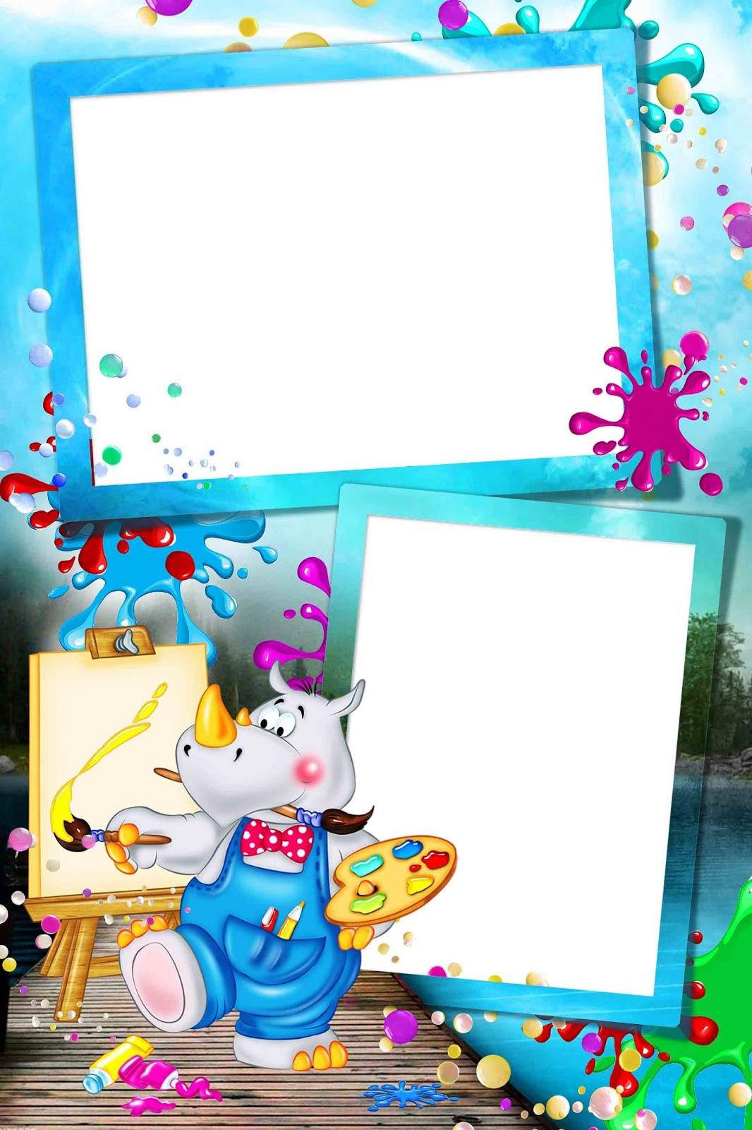 png frame for kids | net frame