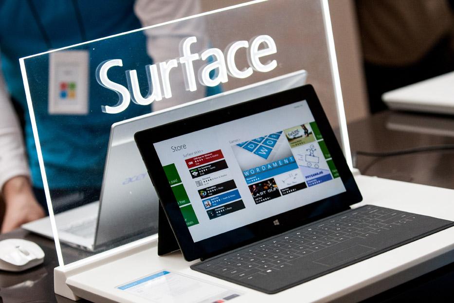 Microsoft Surface Pro disponible a la venta v�a Dell y HP ...