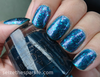 Mermaid Jelly Glitter Sandwich