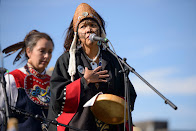 Photos Native People Protest Obama and Arctic Drilling Across Alaska