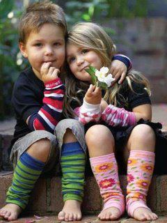 Cute Baby Couple !! ~ Wallpapers