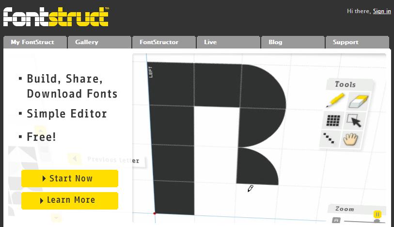 كيف تنشأ خطوط احترافية من تصميمك الخاص لإستخدامها  في برامجك المفضلة