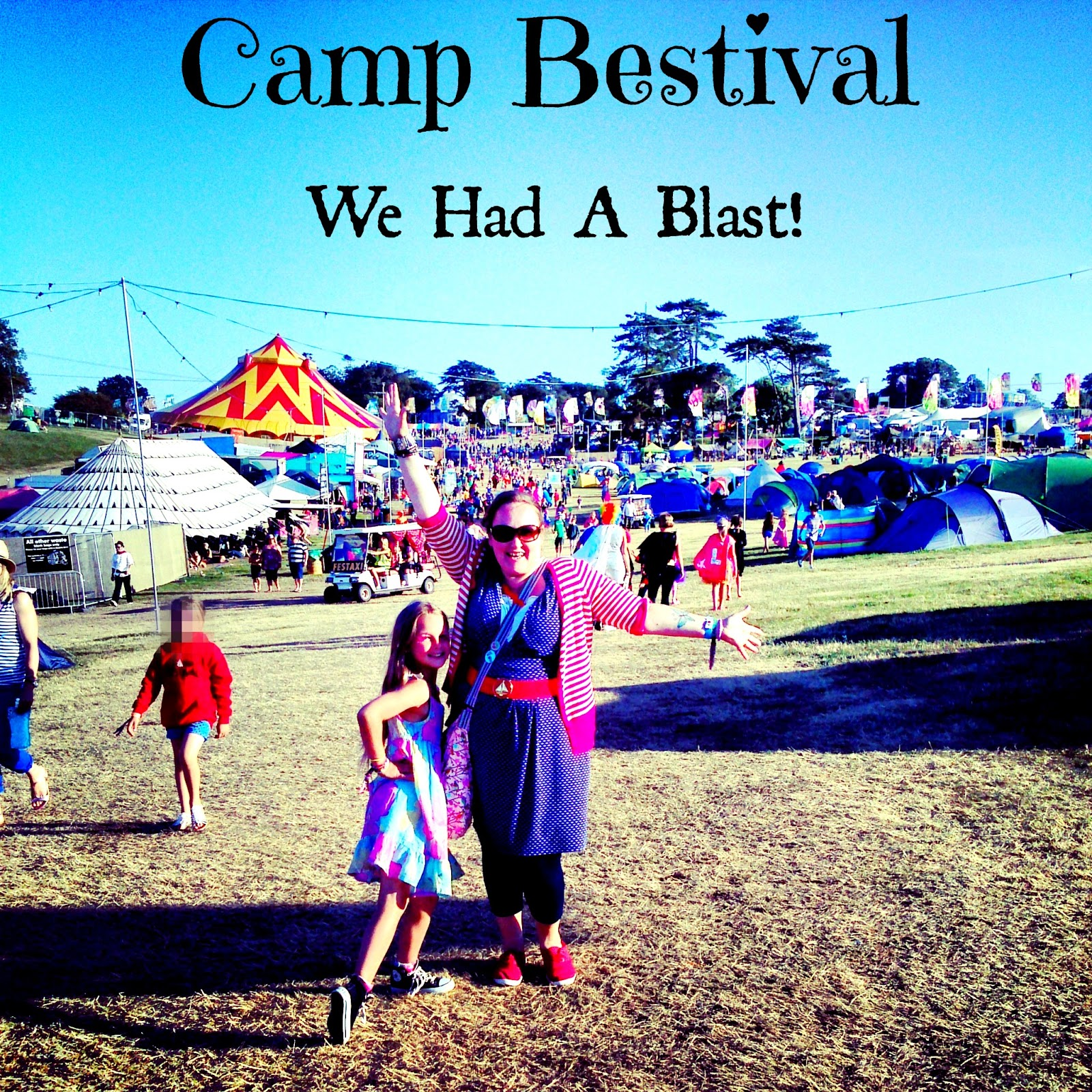 Camp Bestival Family Festival Fun 2014: The Syders: Camp Bestival