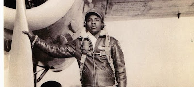 William Booker from Tuskegee Airmen