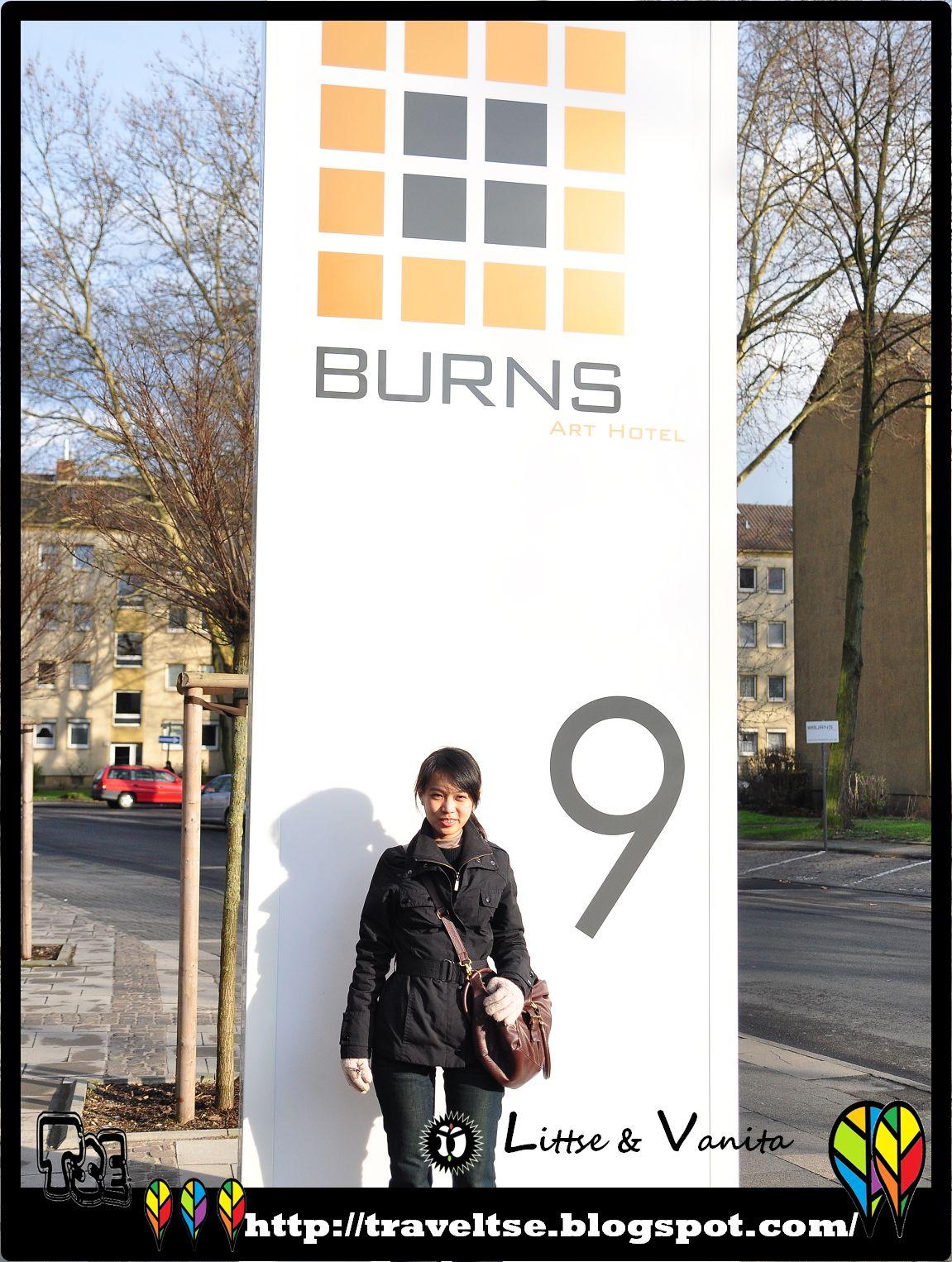 Hotel Burns Koln Messe