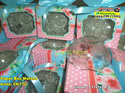 Paper Box Meisha jual