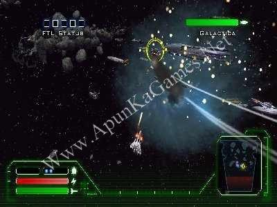 free battlestar galactica game