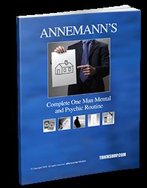 Adagio Magic Shop Annemann Complete One Man Mental And Psychic