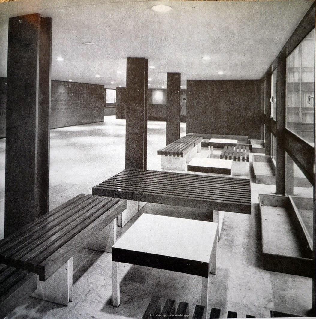 Architectures de cartes postales 2 - Jean dubuisson architecte ...
