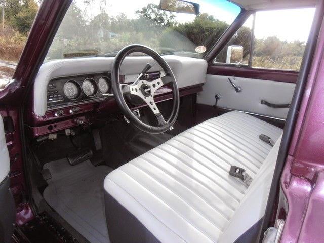 daily turismo 15k barney the gladiator 1978 jeep j10 pickup