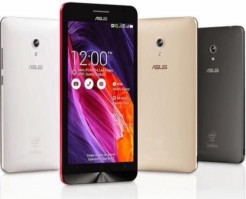 Asus Zenfone 6 Smartphone Android Harga Rp 3 Jutaan