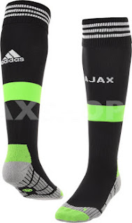 Kaos Kaki Ajax Away 2015/2016