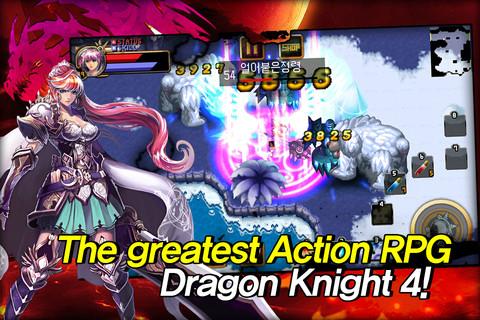dragon knight 4 ever
