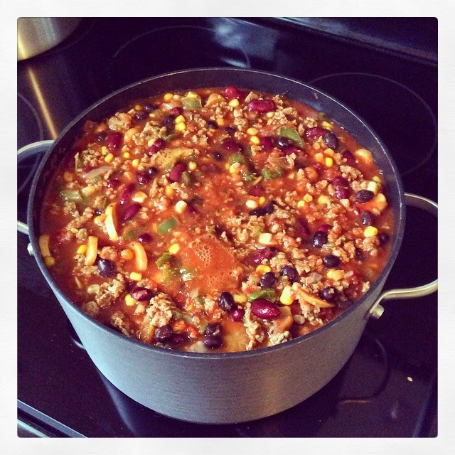 Body Beast Beastly Turkey Chili Recipe