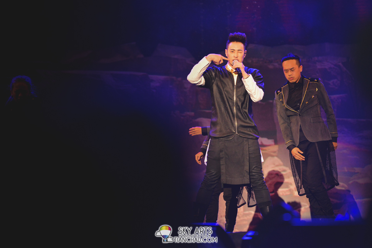 Wilber Pan 潘玮柏 at 《MY FM星战16》 #MYFMBB16