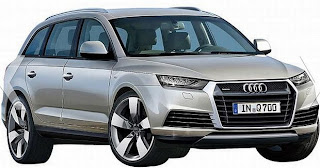 2014 Audi Q7 Review