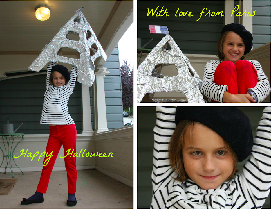 Travel-themed Halloween costumes