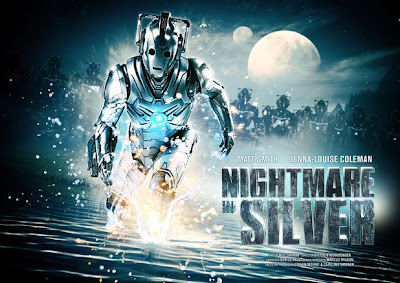 Doctor Who S07E13. Nightmare in Silver