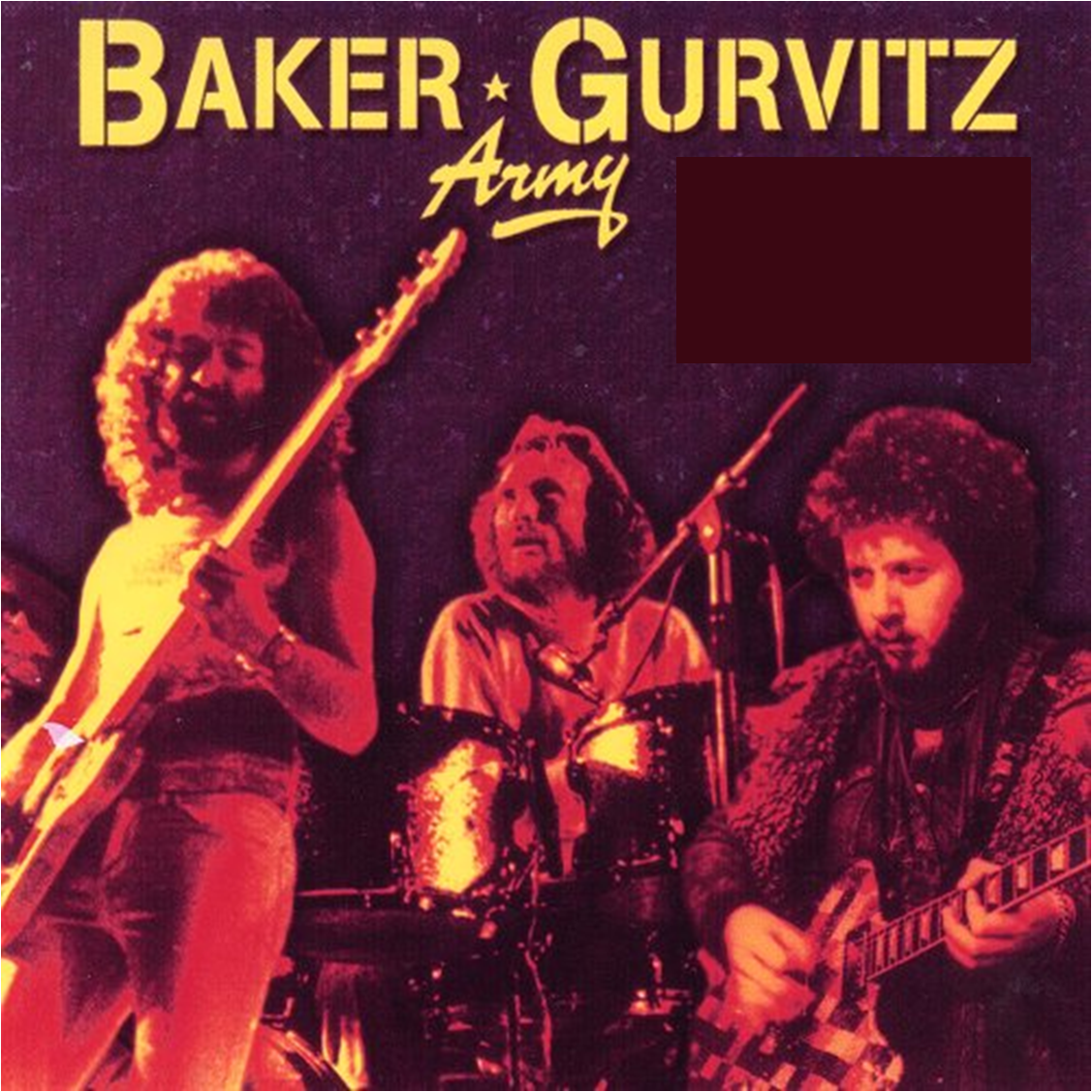Baker Gurvitz Army - The Gambler