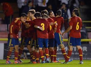Spanish football U-21