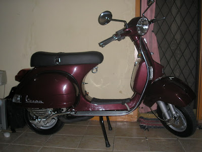 Jual vespa new px - Motorcycle Pictures