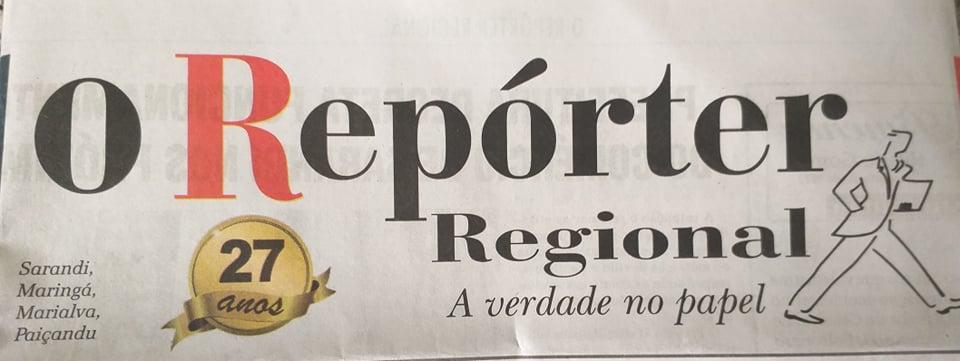 Jornal  O Repórter Regional