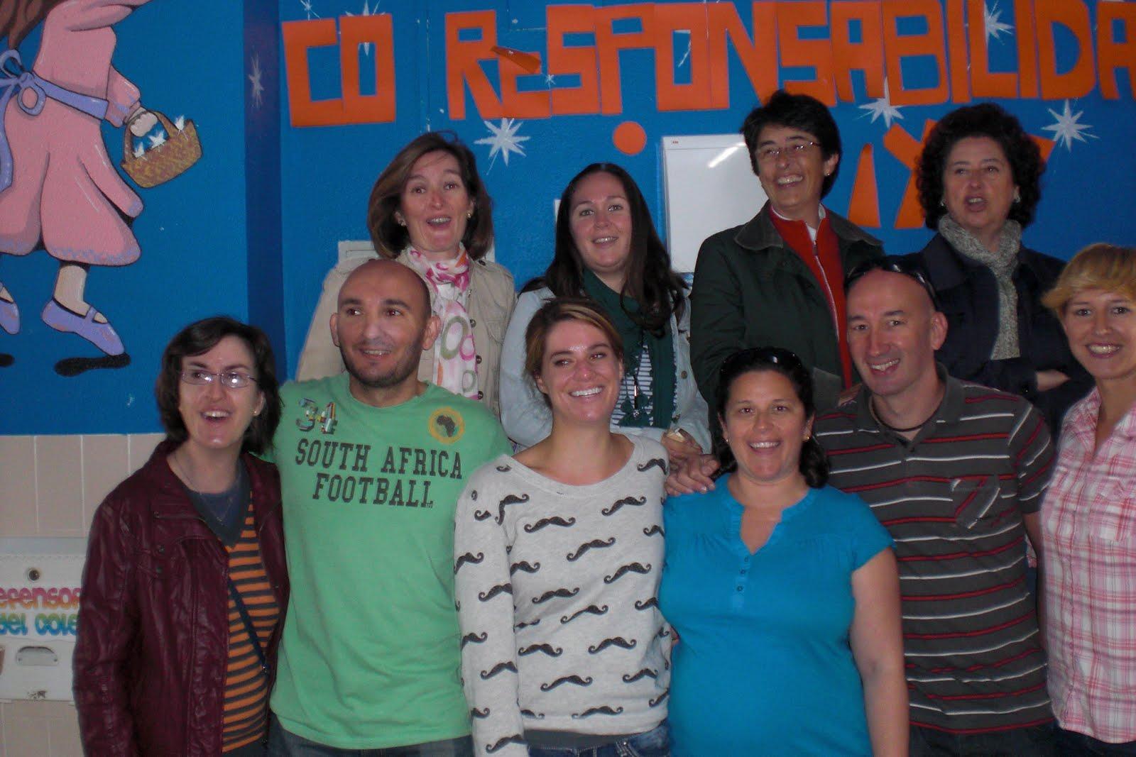 Personal bilingüe 2012-13