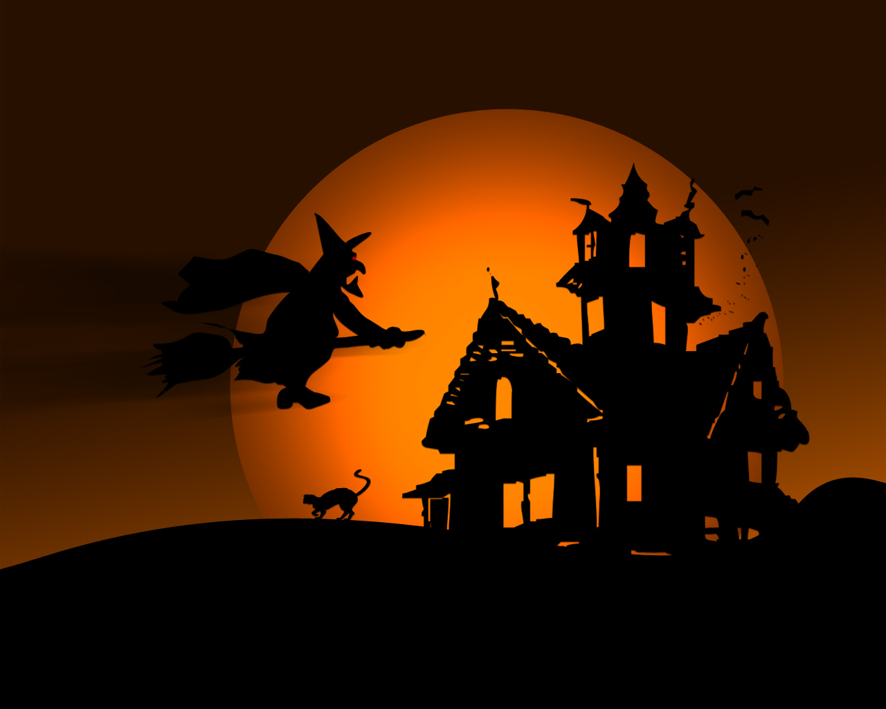 Free Halloween PowerPoint Backgrounds Download | PowerPoint Tips