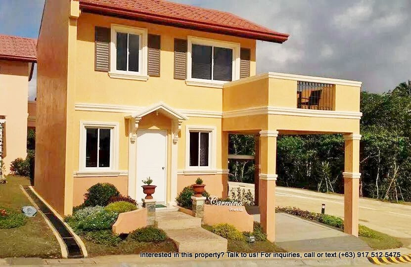 Carmina Uphill - Camella Silang| Camella Affordable House for Sale in Silang Cavite