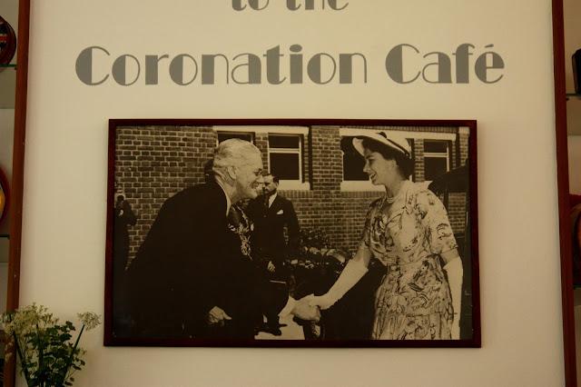 coronation cafe