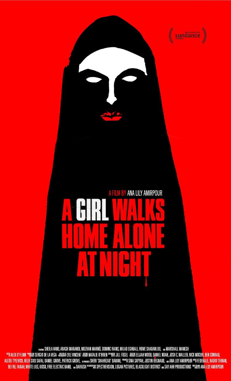 A Garota Que Anda à Noite – Legendado (2014)