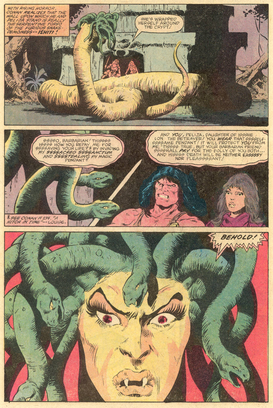 Conan the Barbarian (1970) Issue #139 #151 - English 13