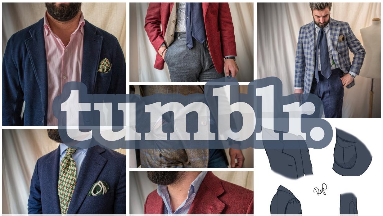 64 Tumblrs dedicados a la Moda Masculina.