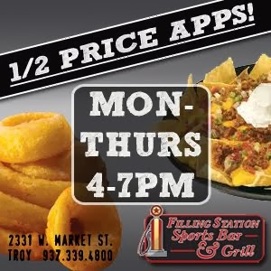 Filling Station Half Price Apps