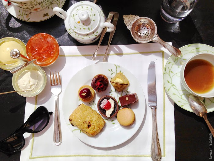 high tea at four seasons