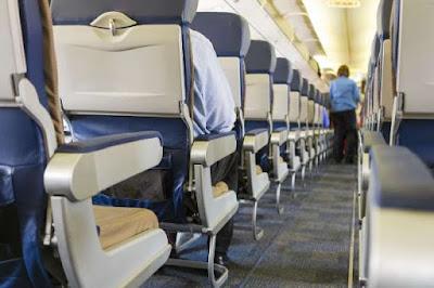 12 Perkara Yang Tidak Sepatutnya Di Lakukan Di Dalam Kapal Terbang