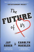 bookcover of FUTURE OF US  by Jay Asher and Carolyn Mackler