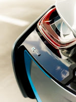 BMW i8 Concept Spyder Wallpaper 05