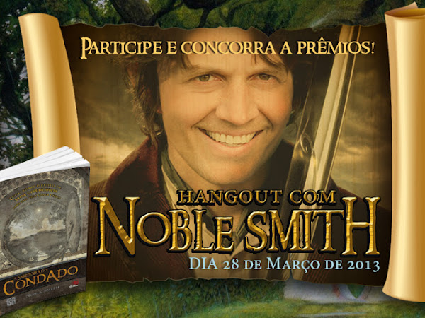 Novo Conceito realizará hangout com Noble Smith, de A Sabedoria do Condado
