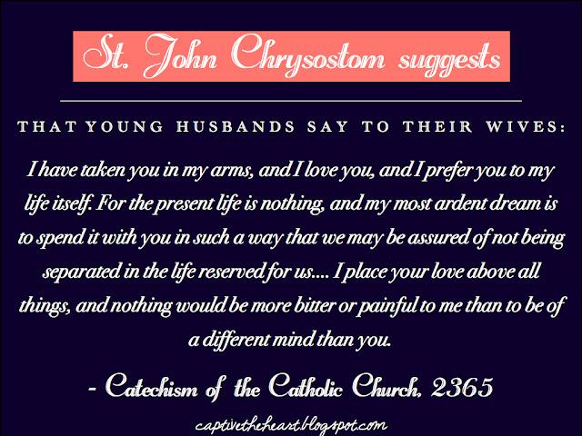 Catholic Love Quotes On QuotesTopics New Catholic Quotes On Love