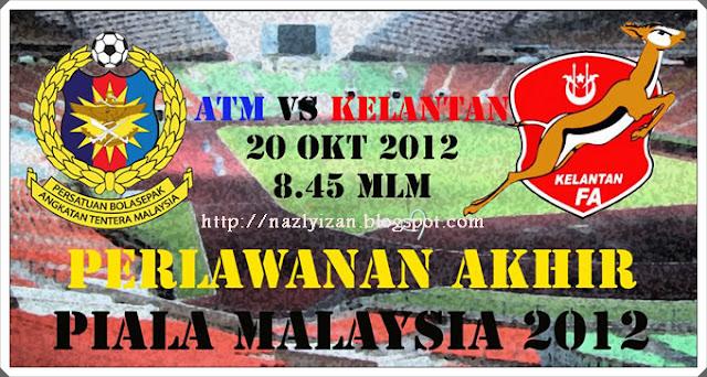 final piala malaysia