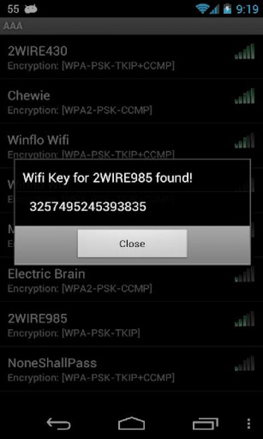WiFi Password Hacker Pro 2015 for Android [Full Version ...
