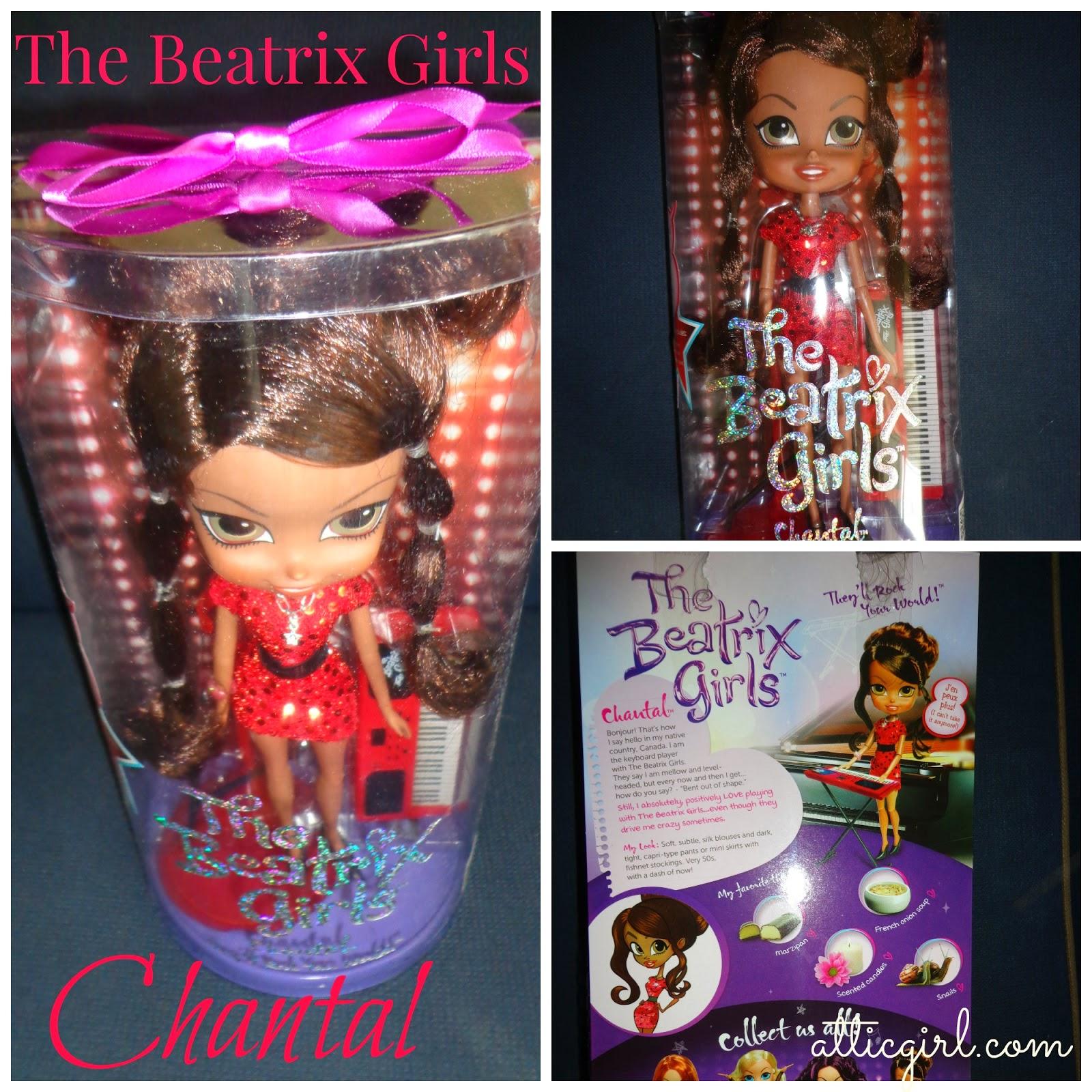 The Beatrix Girls