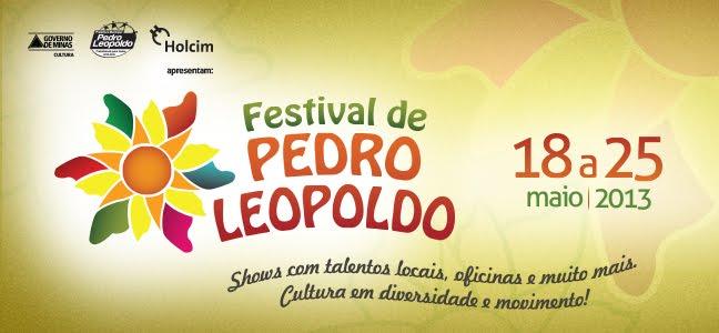 Festival de Pedro Leopoldo 2013