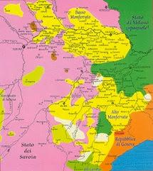 Il Ducato di Mantova e Monferrato al tempo di Ferdinando Gonzaga e Camilla Faà