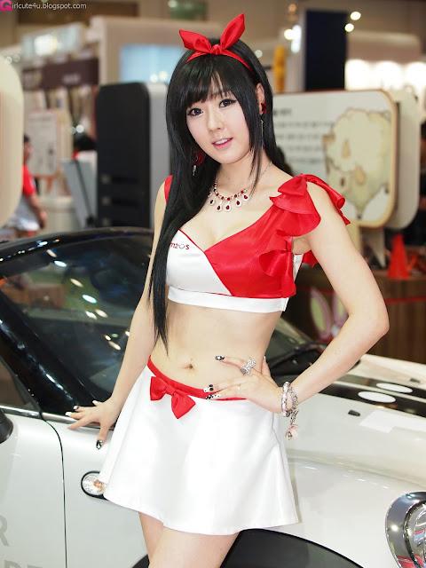 xxx nude girls: Gorgeous Han Chae Yee