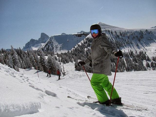 Grand Targhee, Wyoming - The Best 12 Ski Resorts in North America