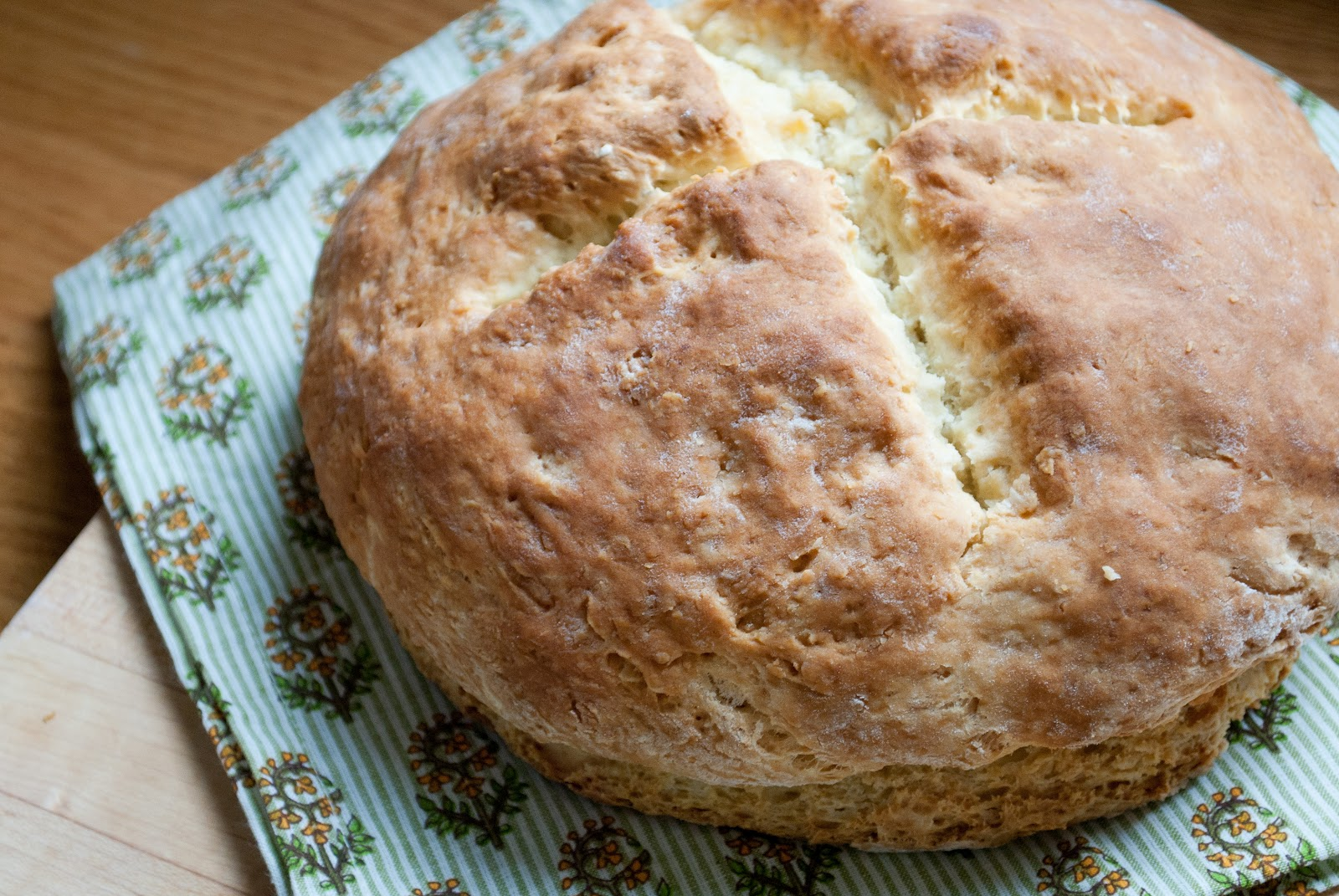 Ryan Bakes: Irish Soda Bread