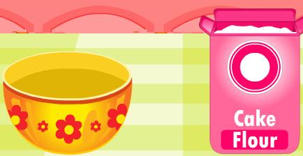 Bánh Socola đơn giản, chơi game làm bánh online